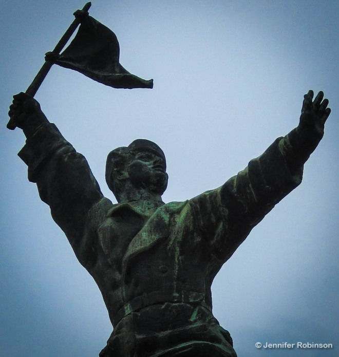 The Buda Volunteers Regiment Memorial