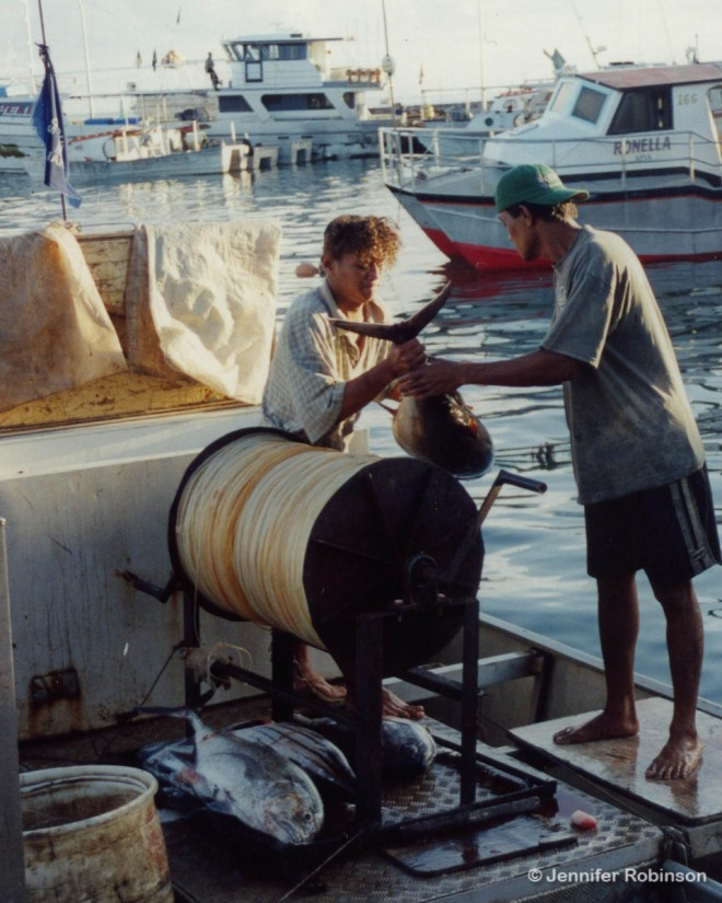 Samoa Tuna