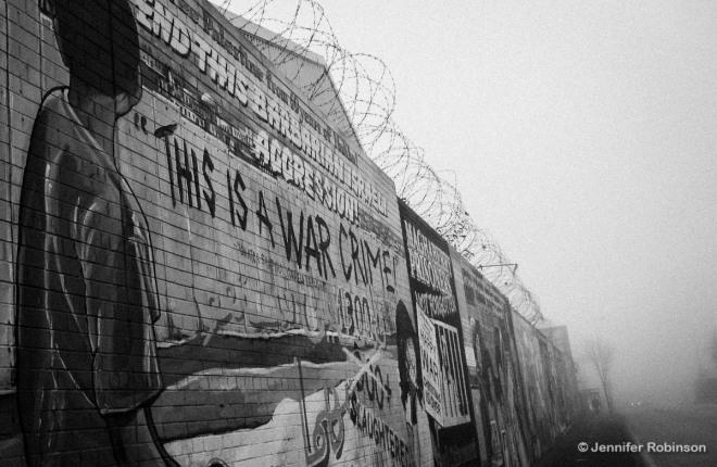 Belfast-Murals
