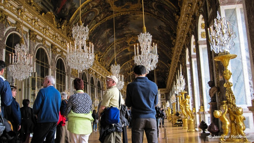 Versailles-Hall of Mirrors
