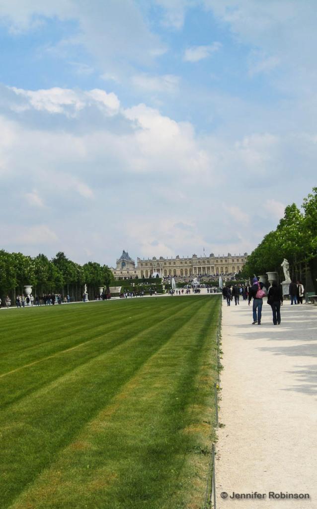 Versailles-Gardens